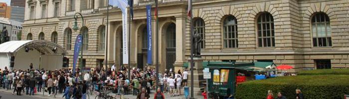 Tag der offenen Tür im Abgeordnetenhaus Berlin